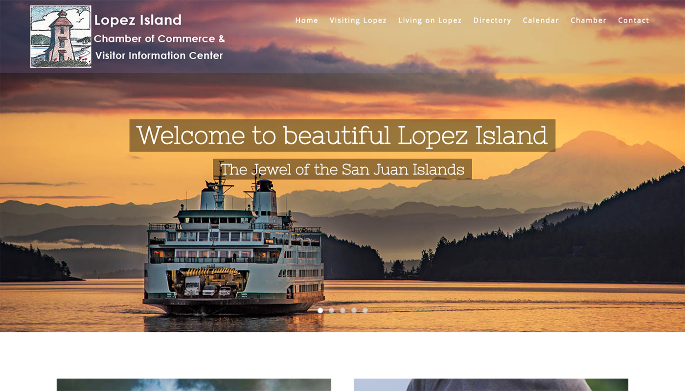 Lopez Island Chamber of Commence
