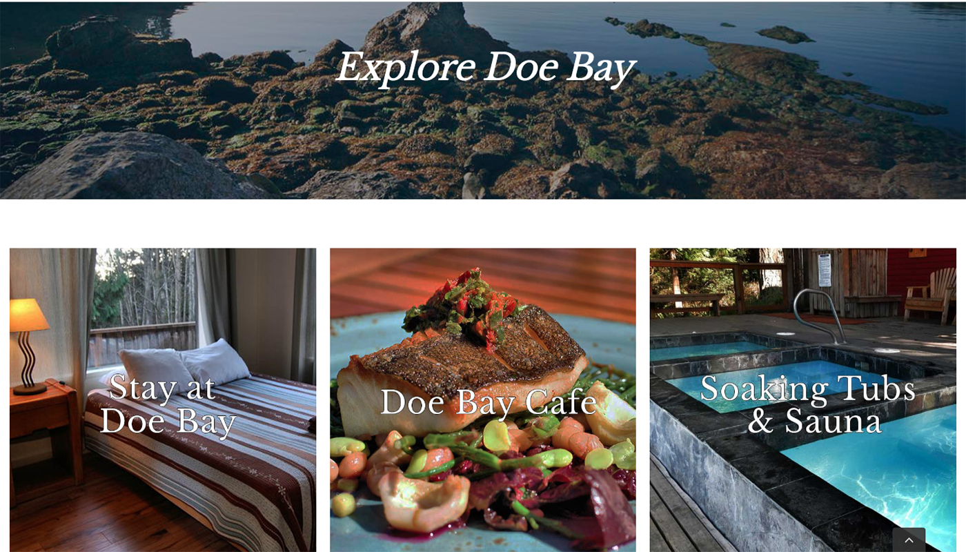 Doe Bay Resort & Retreat
