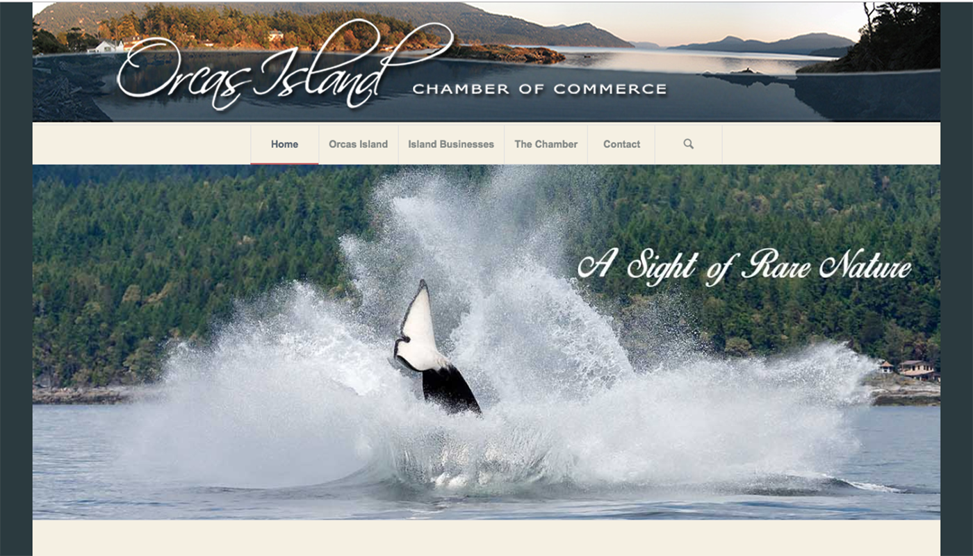 Orcas Island Chamber of Commence