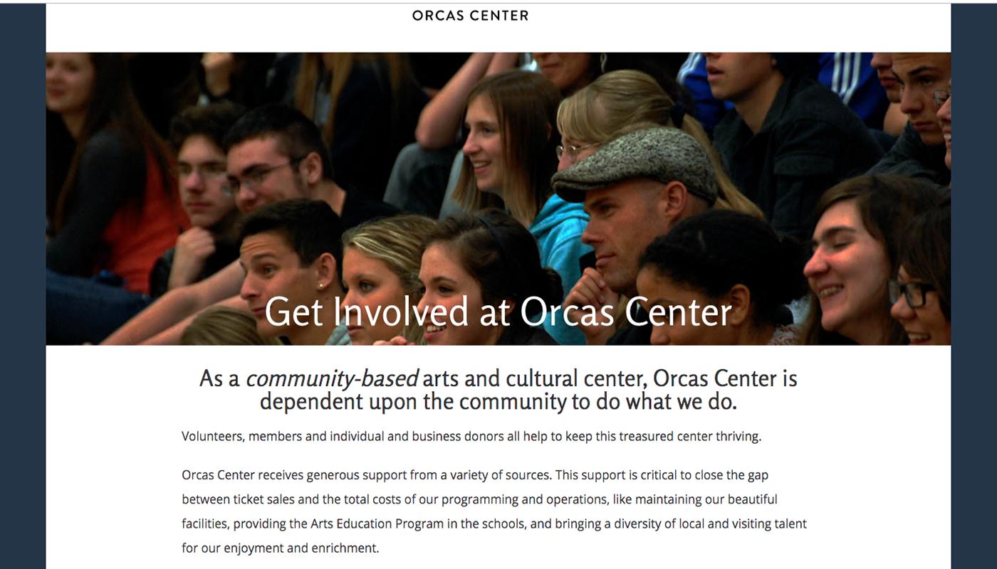 Orcas Center