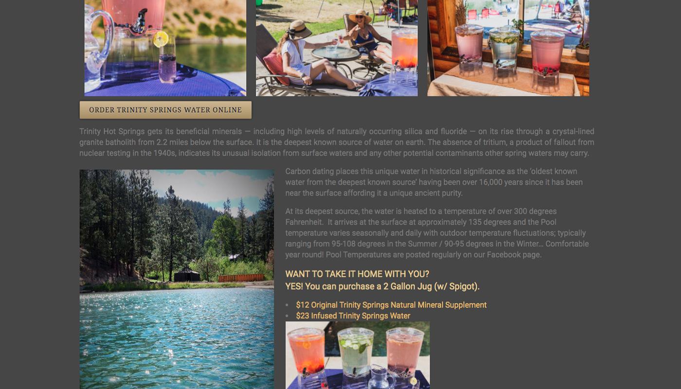 Trinity Hot Springs