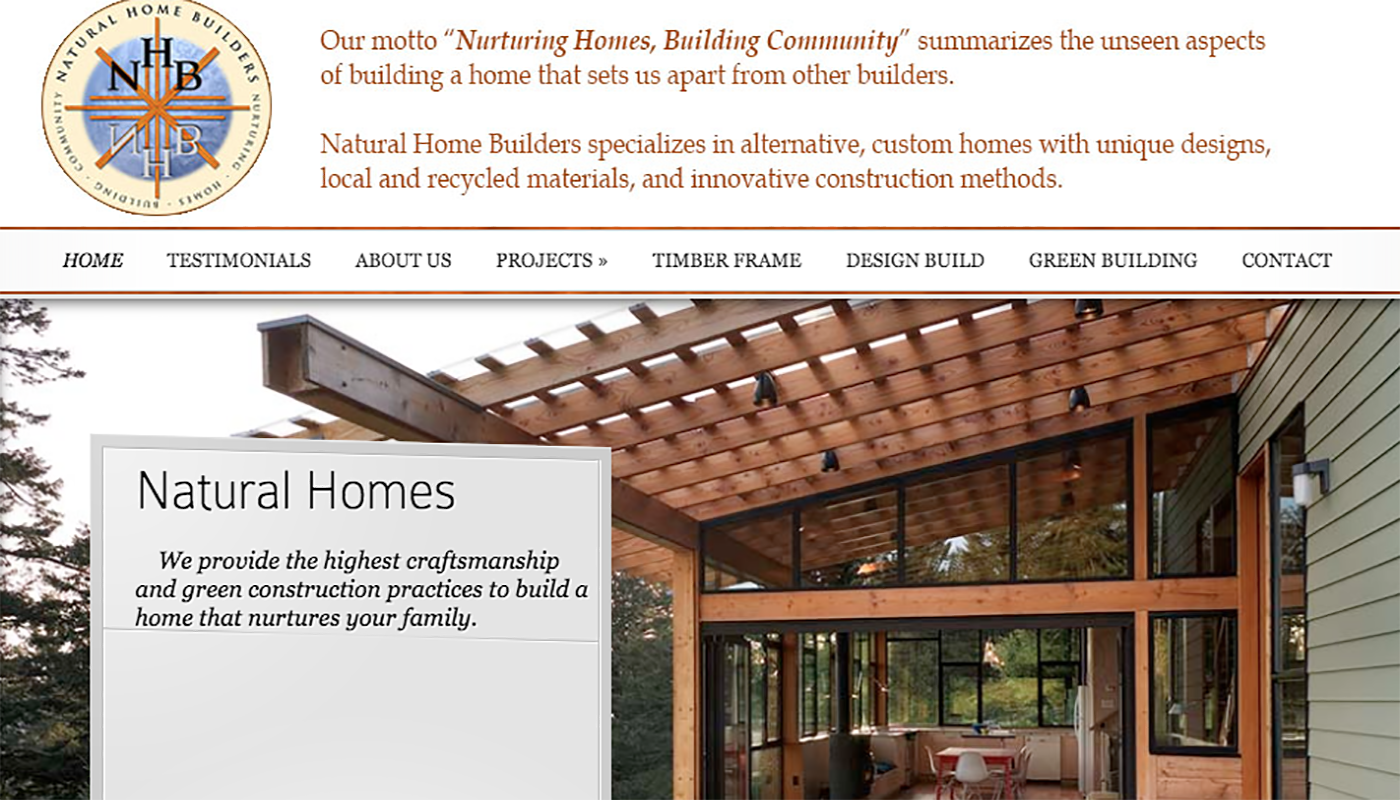Natural Home Builders